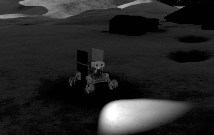Micro rover